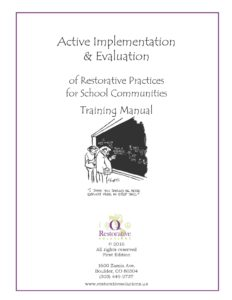 Active Implementation & Evaluation cover and TOC_Page_1
