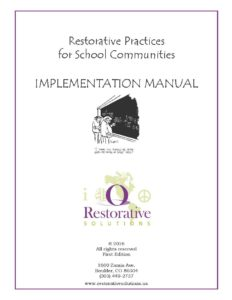 RS Implementation Manual cover